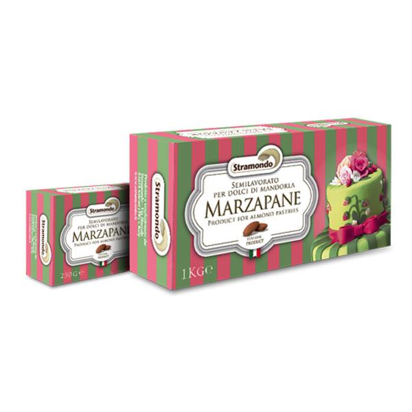 Marzapane Bianco e Verde - Prodotti per dolci - Tortemania Valderice