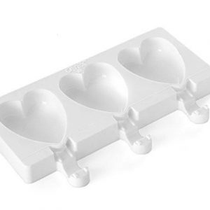 Stampo Mini Gelato Cuore - Prodotti per dolci - Tortemania - Valderice