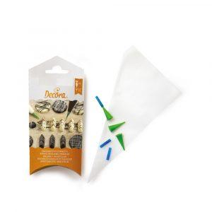 sacchetti e cornetti per scrivere - Prodotti per dolci - Tortemania - Valderice