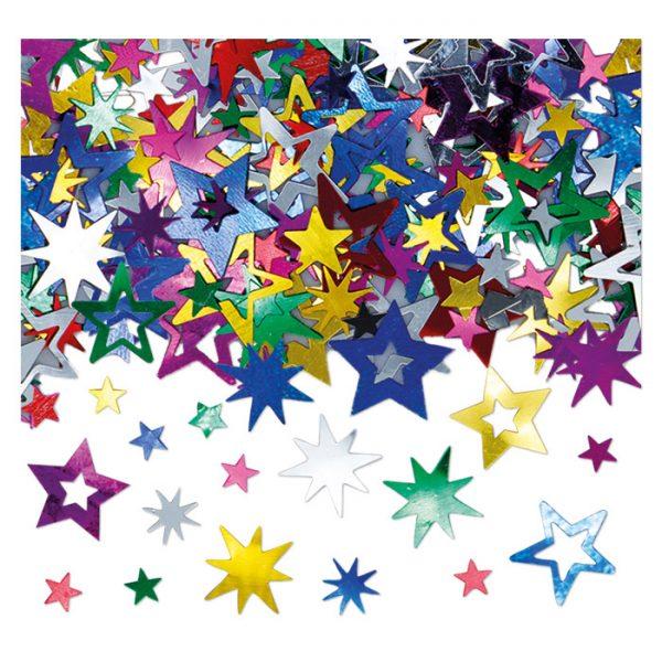 coriandoli stelle